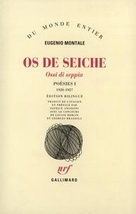 Eugenio Montale - .