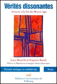 VERITES DISSONANTES. - Aristote à la fin du Moyen Age.pdf