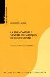 Euloxio Ruibal - La phénoménale ventrée du marquis de Ruchestinto - Edition français-espagnol-galicien.