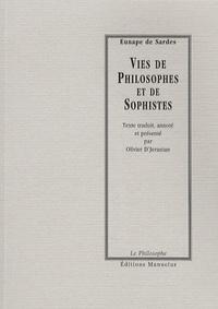 Eunape de Sardes - Vies de philosophes et de sophistes.
