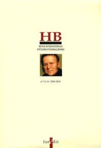 Michel Arrous - HB - Revue internationale d'études stendhaliennes N° 13-14/2009-2010 : Stendhal et l'Eros romantique.