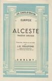 Euripide - Alceste.