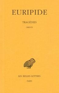 Accentsonline.fr Tragédies - Tome 6, 1e partie, Oreste Image