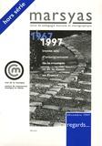 Caroline Rosoor - Marsyas Hors Série Decembre : Regards... 1967-1997 trente ans d'enseignement de la musique et de la danse en France.
