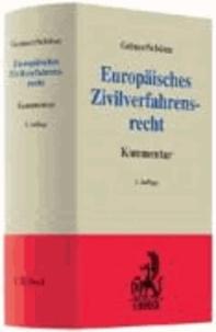 Europäisches Zivilverfahrensrecht - Kommentar zur EuGVVO, EuEheVO, EuZustellungsVO, zum Lugano-Übereinkommen und zum nationalen Kompetenz- und Anerkennungsrecht, Rechtsstand: voraussichtlich 1.Januar 2009.