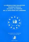 Jackie Morin - Les cahiers de la fondation N° 65-66, mars-septe : La négociation collective transnationale un outil au service de la stratégie de Lisbonne.