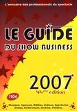 Europresse Développement - Le guide du show business 2007.
