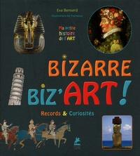 Eva Bensard - Bizarre, biz'art ! - Records & curiosités.