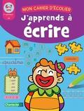 Eva Galesloot - J'apprends à écrire 6-7 ans.