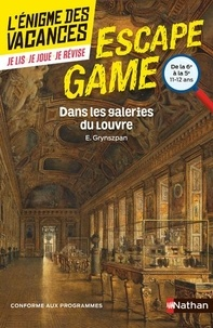 Eva Grynszpan - Dans les galeries du Louvre - De la 6e à la 5e.