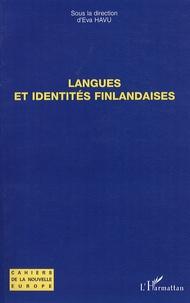 Histoiresdenlire.be Langues et identités finlandaises Image