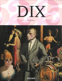 Eva Karcher - Otto Dix - 1891-1969.