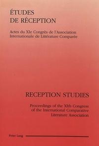 Eva Kushner - Etudes de réception- Reception Studies - Reception Studies.
