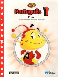 Eva Lima et Nuno Barrigão - Alfa Língua Portuguesa 1°. ano.