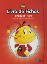Eva Lima - Livro de Fichas - Português 1 ano.