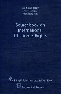 Goodtastepolice.fr Sourcebook on International Children's Rights Image