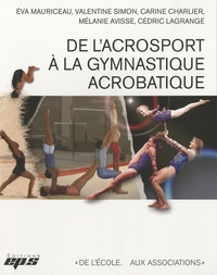 Galabria.be De l'acrosport à la gymnastique acrobatique Image
