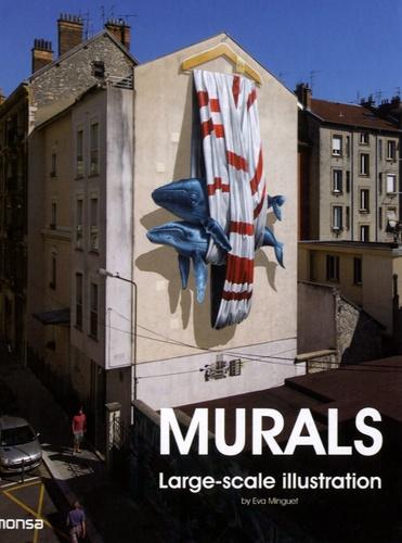 Eva Minguet - Murals - Large-Scale Illustration.