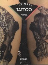 Eva Minguet - Ultimate Tattoo - Edition bilingue anglais-espagnol.