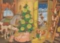 "Eva Muszynski - Calendrier de l'avent ""Joyeux Noël à la ferme"" !."