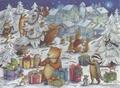 Eva Muszynski - Calendrier de l'Avent - Le Noël des animaux.