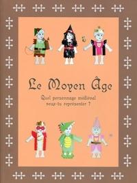 Eva Parro Varquiel - Le Moyen Age - Quel personnage médiéval veux-tu représenter ?.