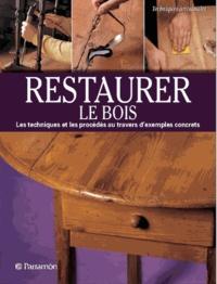Eva Pascual i Miro - Restaurer du bois.