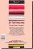 Eva Patricia Gil Rodríguez et Inma Lloret Ayter - El feminismo ; La violencia de género.