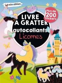 Eva Schindler - Licornes - Plus de 200 stickers.