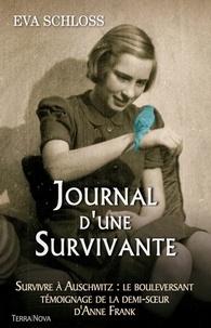 Eva Schloss - Journal d'une Survivante.