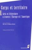 Eva Tilly et Arnaud Duprat - Corps et territoire - Arts et littérature à travers l'Europe et l'Amérique.