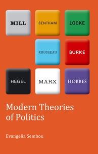 Evangelia Sembou - Modern Theories of Politics.