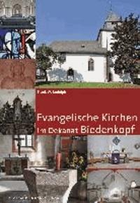 Evangelische Kirchen im Dekanat Biedenkopf.