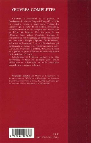 Oeuvres complètes. Volume 1, La Guerre des Dieux ; Les Déguisements de Vénus