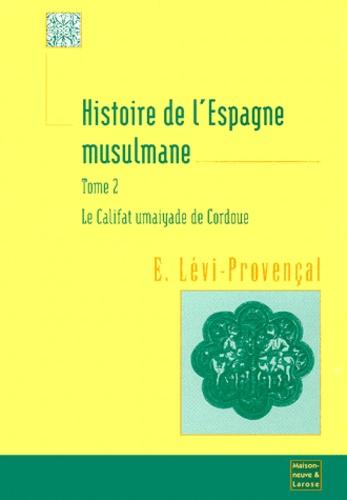 Evariste Lévi-Provençal - .