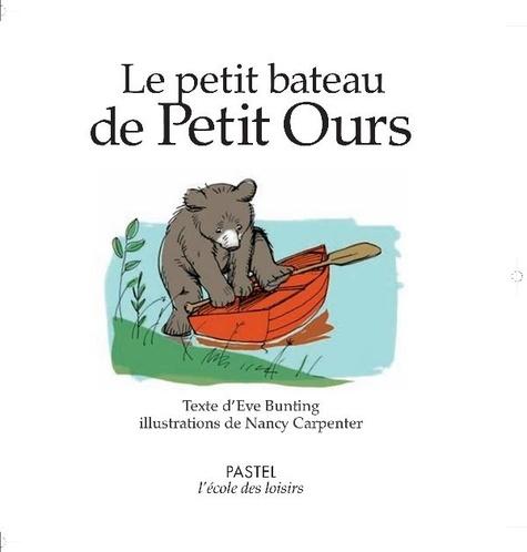 Le petit bateau de Petit Ours
