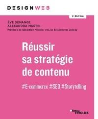 Eve Demange et Alexandra Martin - Réussir sa stratégie de contenu - #E-commerce #SEO #Storytelling.
