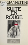 Eve Giannettini - Suite en rouge.