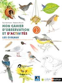 Les oiseaux - Mon cahier dobservation et dactivités.pdf