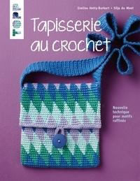 Eveline Hetty-Burkart et Silja du Mont - Tapisserie au crochet - Nouvelle technique pour motifs raffinés.