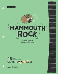 Eveline Payette et Guillaume Perreault - Mammouth rock.