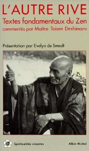 Evelyn de Smedt et Taisen Deshimaru - .