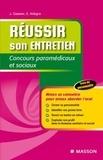 Evelyne Allègre et Jacqueline Gassier - Réussir son entretien - Concours paramédicaux et sociaux.
