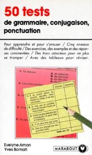 Deedr.fr 50 tests de grammaire, conjugaison, ponctuation Image