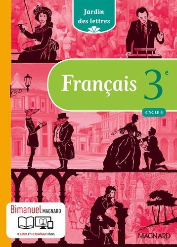 Français 3e cycle 4 Jardin des Lettres  Edition 2016