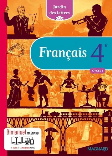 Français 4e cycle 4 Jardin des Lettres  Edition 2016