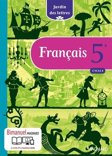 Français 5e cycle 4 Jardin des Lettres