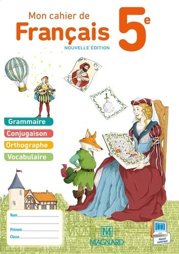 Mon Cahier De Francais 5e Cahier Eleve