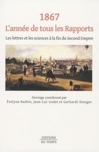 Ucareoutplacement.be 1867, l'année de tous les Rapports - Les lettres et les sciences à la fin du Second Empire Image