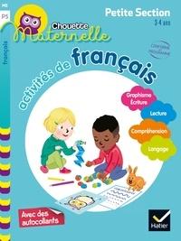 Pdf Complet Activites De Francais Maternelle Petite Section